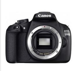 二手佳能1200D(单机)相机回收价格查询及估价