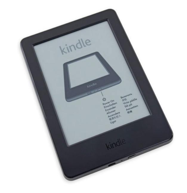 Kindle 入门版7代(499)回收价格