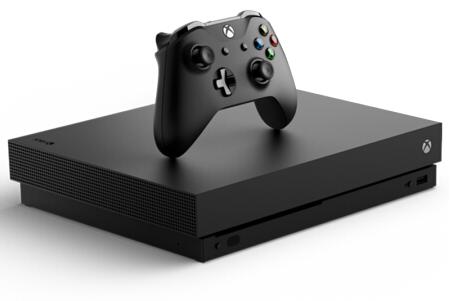 微软 Xbox One X回收价格